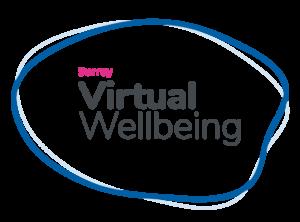 Surrey Virtual Wellbeing Logo