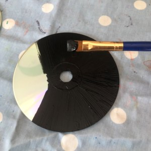 Paint your CD