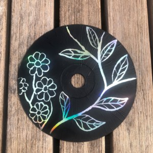 Painted CD 2
