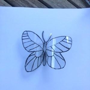 Plastic Butterflies