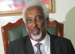Wasiirka A.gudaha maamulka Somaliland Cali Waran Cade