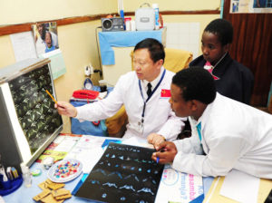 Somalia: China trained doctors keep hope alive in Somalia hospital.