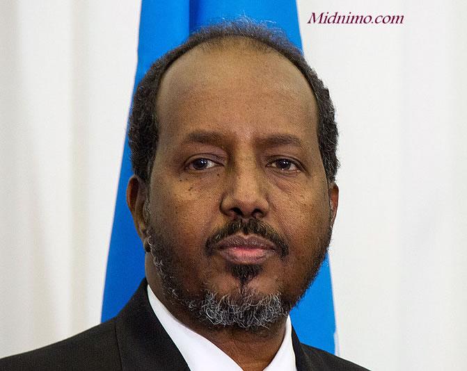 Madaxweyne Xasan Shiikh