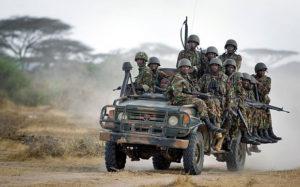 Nairobi:  police kill 4 suspected extremists at Somali border