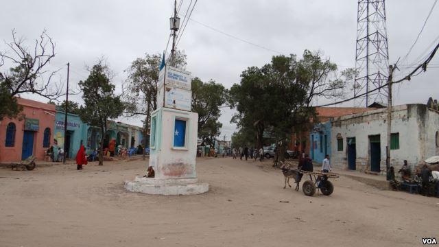 Magaalada Baydhabo