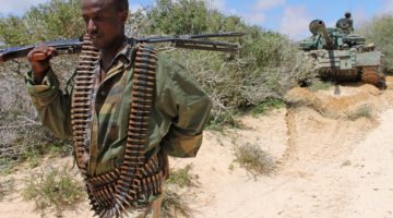 Somalia: Somali soldier Killed  in Mogadishu