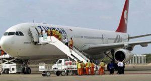 Muqdishu: Turkish Airlines ayaa maanta dib u bilowday duulimaadyadii