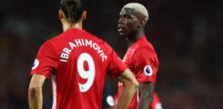 Zlatan Ibrahimovic oo tallo wanaagsan siiyay saaxiibkiisa Pogba
