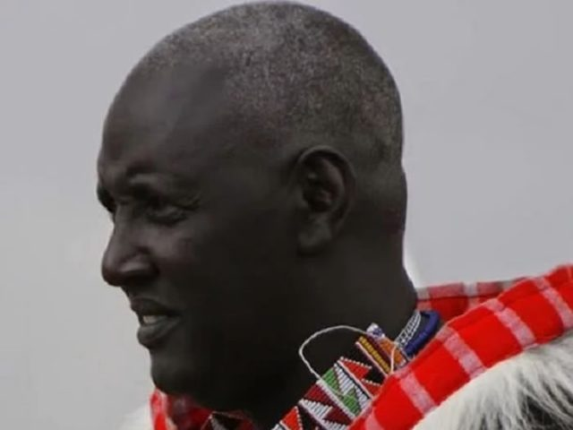 Narok Senator Stephen Ole Ntutu, PHOTO: TUKO