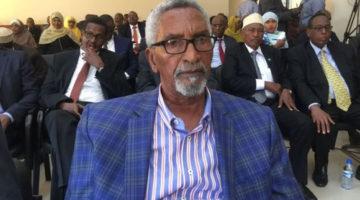 Mogadishu: Senate House elected new speaker