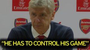 Wenger oo si xun u canaantay laacibkiisa Granit Xhaka