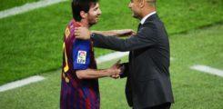 Maxaa dhici doona hadii uu Messi ku biiro Manchester City?