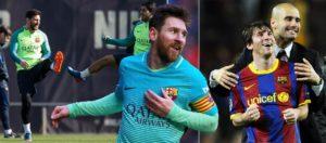 City oo £100million kusoo qaadaneysa Messi