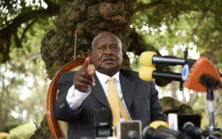 Yoweri Museveni oo Warqad furan usoo diray Madaxweynaha Soomaaliya