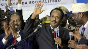 How an American Bureaucrat Became President of Somalia