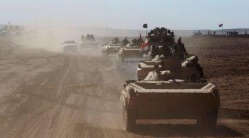 Ciidamada Ciraaq oo ISIS ka qabsaday Tuulooyin Mosul katirsan