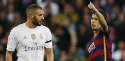 Benzema oo sabab u ahaa in Suarez uu ku biiri waayo Real Madrid