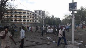 Mogadishu: Car bomb explodes in Mogadishu