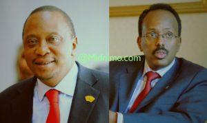 Sadex qodob oo diirada lagu saari doono Kulanka Farmaajo iyo Uhuro Kenyatta