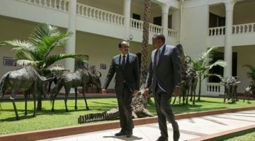 Kenya, Somalia open a new charter of cooperation