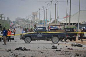 Mogadishu: Miino dhulka lagu aasay oo la qarxiyay