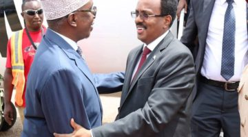Somalia: Farmajo is heading to Baidoa