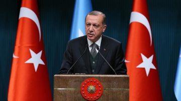 The West ignores 14 million facing famine in Africa, Erdoğan says