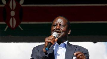 Isbahaysiga Mucaaradka Kenya oo Raila u doortay Musharaxa Madaxweynaha
