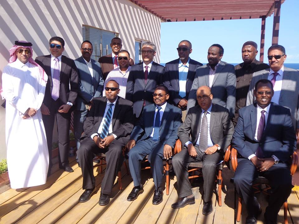 Wasiiru dowlaha Arrimaha Dibadda iyo Iskaashiga Caalamiga ee Jamhuuriyadda Federaalka Soomaaliya H.E. Mr. Abdulkadir Ahmed-Kheir Abdi a