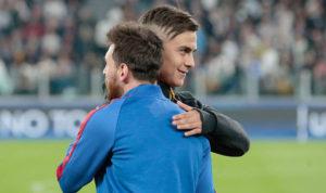 Messi oo Dybala ka dalbaday inuu la midoobo balse xidiga Juventus ayaa Real ka doortay