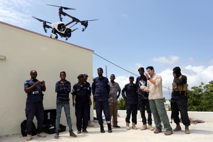 Kenya: Police officers killed in al-Shabab bomb attack