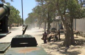 Somalia :Weerar gaadmo ah oo ka dhacay duleedka magaalada Kismaayo