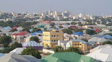 Somalia: A car bomb exploded in Mogadishu