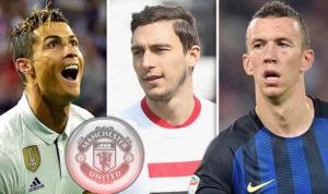 Wararkii ugu dambeeyay kala iibsiga suuqa Manchester United: Ronaldo/De Gea,Belotti