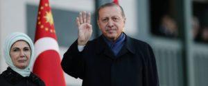 Sawiro: Xaqiiqooyin ku saabsan madaxweynaha Turkiga Erdogan