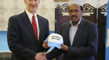 US soon to have permanent diplomatic presence in Somalia