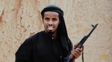 Daawo: Al-shabaab oo markii ugu horeeysay soo bandhigtay Muuqaalka Amiirkoodi hore Godane