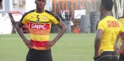 `Waxaan u dheelaa kooxda qaranka Ghana oo aan waardiye u ahaan jiray`