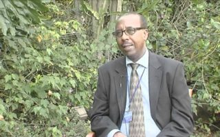 """""""Afti Looma Qaadi Karo Dastuurka Inta Ay Somaliland Maqan Tahay""""-Xoosh"""
