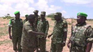 Somalia :Uganda oo ciidamo Dheeraad ah usoo dirtay dalka Soomaaliya