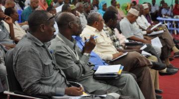 Somalia : Xildhibaanada Baarlamaanka oo qodobo muhiim ah ka doodayo