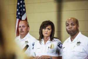 'Justine didn't have to die': Harteau slams cop who shot 911 caller