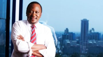 Kenya : Uhurru Kenyatta oo furaya xuduuda Somalia iyo Kenya