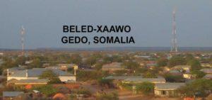 Somalia :Xubno maamulka Beledxaawo ah oo loo xiray dil ka dhacay degmadaasi
