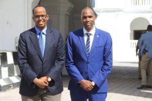 Somalia : AMISOM accepted an offer from Mogadishu city Mayor