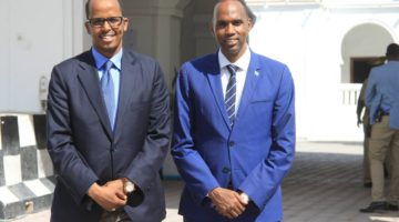 Somalia : AMISOM accepted an offer from Mogadishu city Mayor