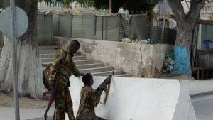 Somalia :Sidey ciidamo wada dagaalamaya Amaanka Caasimada ku sugi karaan ?