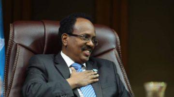 Somalia: President Farmaajo congratulate Germany Prime Minister Angela Merkel