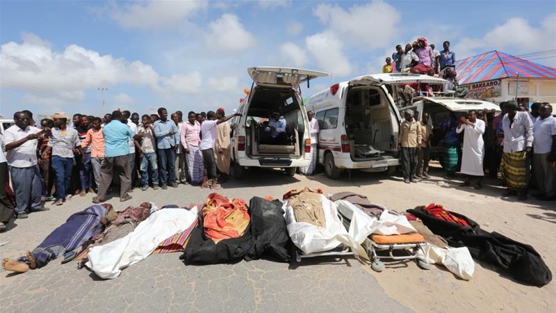 Ten civilians killed in US-backed raid in Somalia