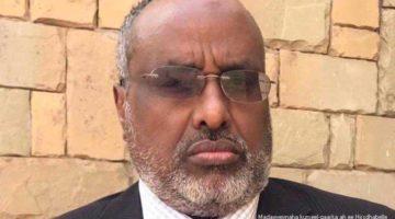 Somalia: Hirshabeelle Prisedent Mohamed Waare Arrived Beledweyne town